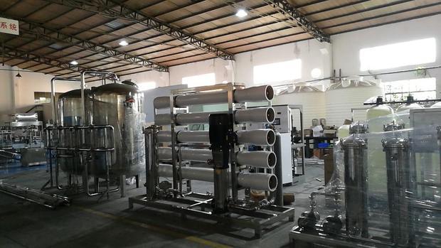 Qclean食品饮料行业用纯水系统.jpg
