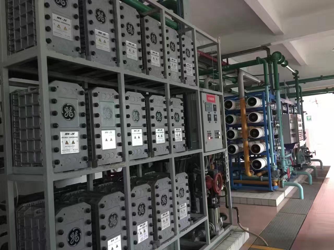 ESI系列EDI电去离子水设备