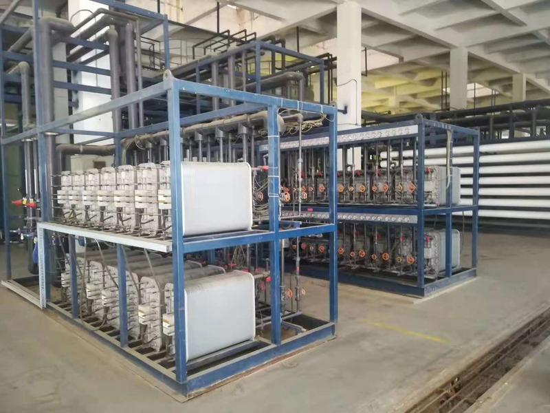 EDI去离子水系统在自备电厂的应用.jpg