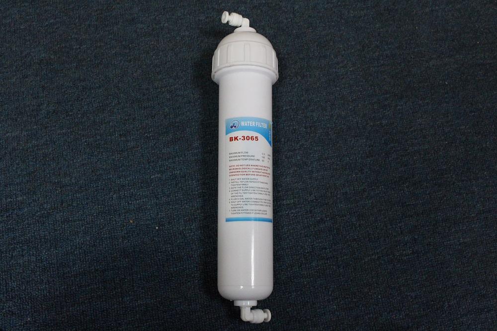 去离子水机常用过滤芯耗材料