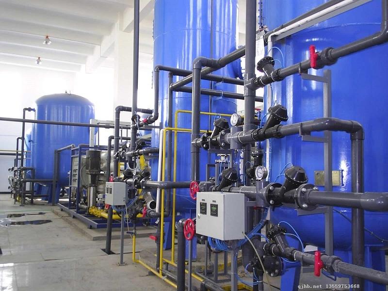 混合离子交换器(离子交换去离子水设备).jpg