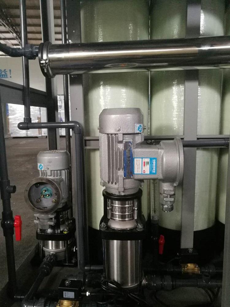 通用DEX型防爆型去离子水设备售后问题?