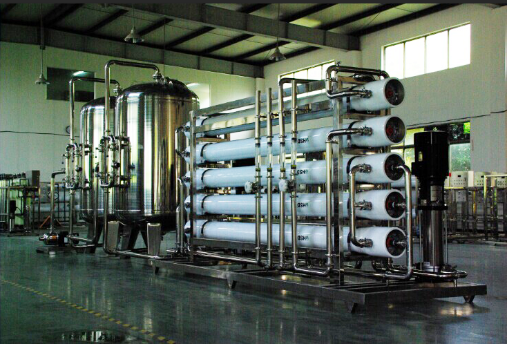 水性涂料行业用去离子水设备